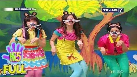 Hi-5 Indonesia Series 1 Episode 16