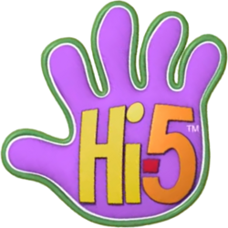 Hi-5 Logo 2009 icon