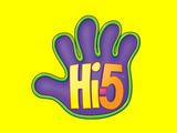 Hi-5 Playtime! Concert!