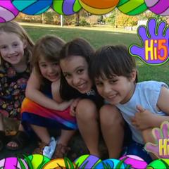 Frame For Children Series 6, Playtime Week