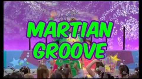 Martian Groove