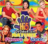 VCD Series 3 Nature Flowers Water
