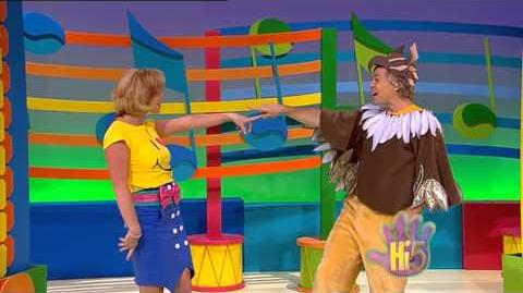 Hi-5 Series 10, Episode 23 (Magical creatures)