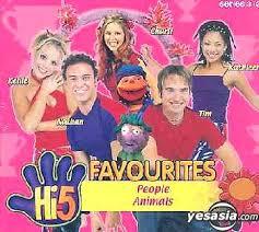 Hi-5 VCD People & Animals