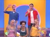 Hi-5 UK Series 1, Episode 32 (Your world)