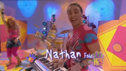 Nathan Making Music