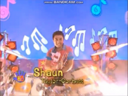 Shaun Making Music USA
