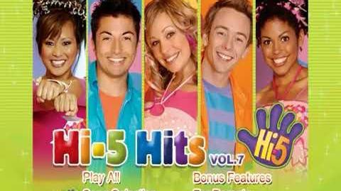 Hi-5, Vol. 7 Hi-5 Hits 2008 DVD Menu Walkthrough