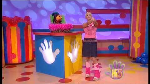 Hi-5 Series 4, Episode 45 (Creativity)