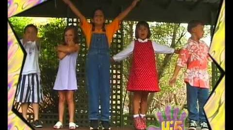 Hi-5 Series 1, Episode 37 (Hearing and talking)