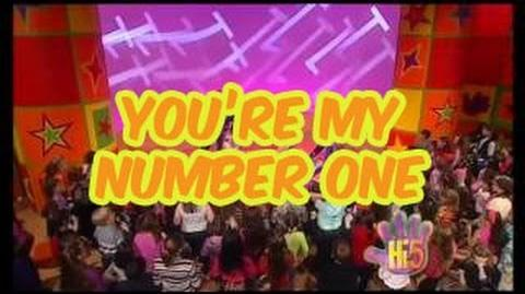 You're My Number One - Hi-5 - Season 3 Song of the Week