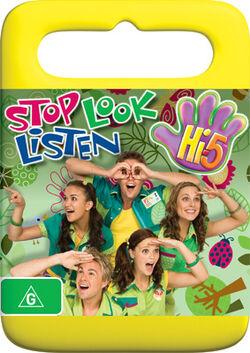 Stop Look Listen dvd