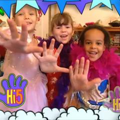 Frame For Children Series 6, Dream Wishes Week