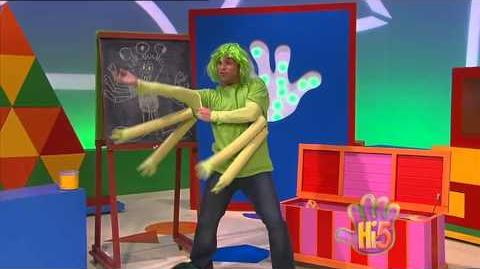 Hi-5 Series 10, Episode 32 (What's on tomorrow?)