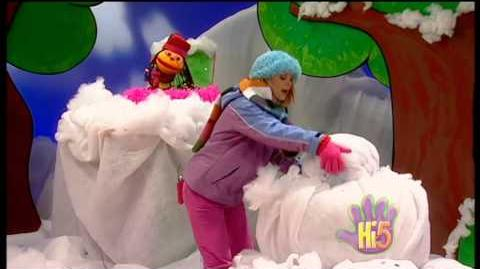 Hi-5 Series 3, Episode 12 (Inside and outside)