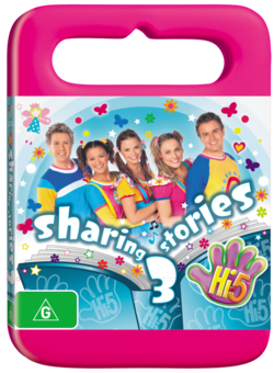 Sharing Stories dvd 3
