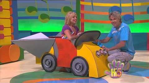 Hi-5 Series 10, Episode 35 (Ways to get around in the future)