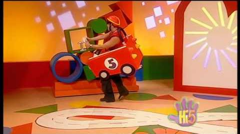 Hi-5 Series 3, Episode 15 (Movement)