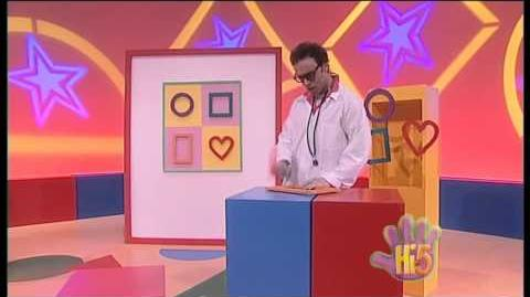 Hi-5 Series 9, Episode 35 (Try in a different way)