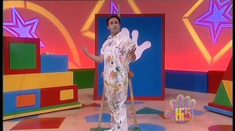 Hi-5 Series 9, Episode 29 (Imagine you can do it)