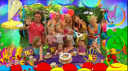 Children's Framework Party Street DVD