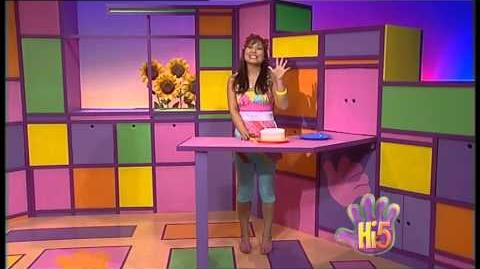 Hi-5 Series 9, Episode 4 (Meals)