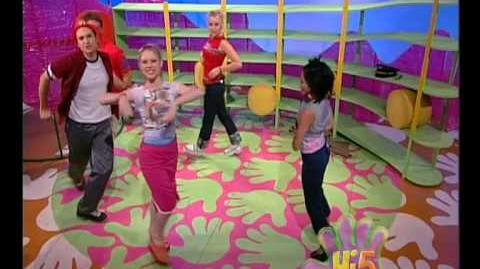 Hi-5 Series 2, Episode 22 (When I grow up)