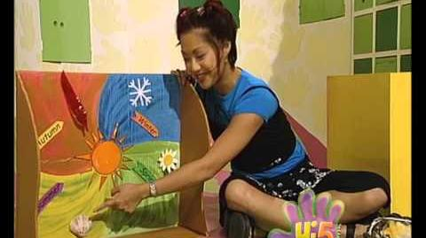 Hi-5 Series 1, Episode 8 (Seasons)