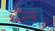 Opening Techno World