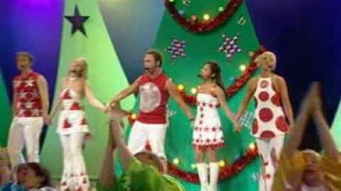 Hi-5 Xmas Concert 2002 - Santa Claus is coming