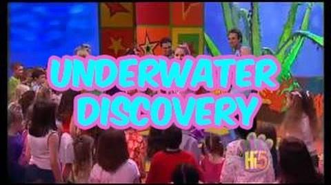 Underwater Discovery - Hi-5 - Season 5 Song of the Week