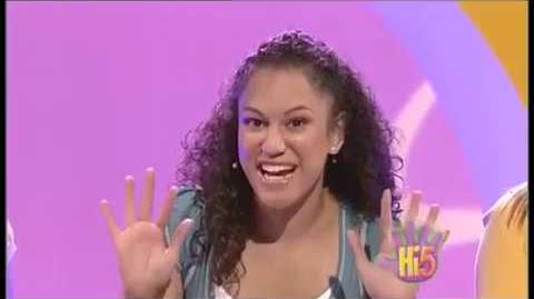 Hi-5 UK Series 1, Episode 29 (Touching)