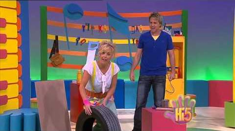 Hi-5 Series 10, Episode 19 (Things to do)