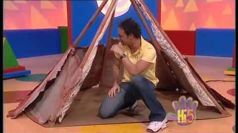 Hi-5 Series 8, Episode 31 (Friends and family)