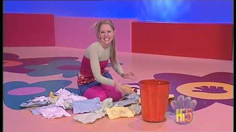 Hi-5 Series 5, Episode 9 (Washing day)