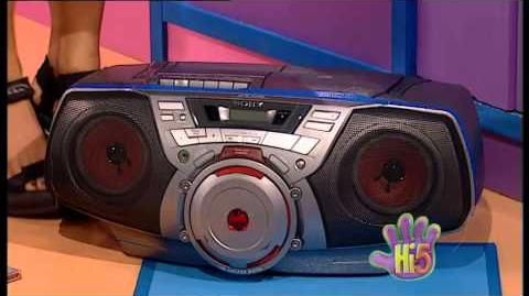 Hi-5 Series 4, Episode 24 (Dancing and costumes)