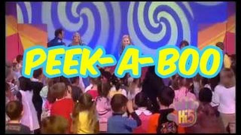 Peek-a-Boo - Hi-5 - Season 8 Song of the Week