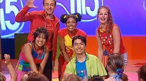 Hi-5 USA Season 1 Episode 5 Part 1
