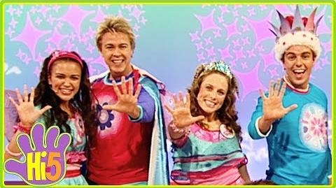 Hi-5 Series 11, Episode 38 (The future)
