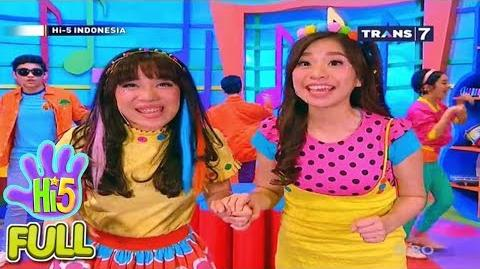 Hi-5 Indonesia Series 1 Episode 17