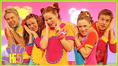 Hi-5 Series 11, Episode 43 (Colours)