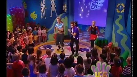 Hi-5 Series 2, Episode 1 (To other countries)