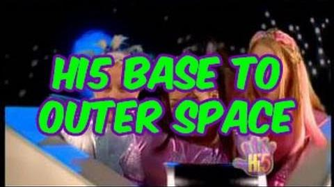 Hi5 Base to Outer Space - Hi-5 - Season 6 Song of the Week