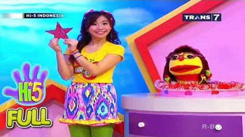 Hi-5 Indonesia Terbaru - 4 Januari 2018 (Full)