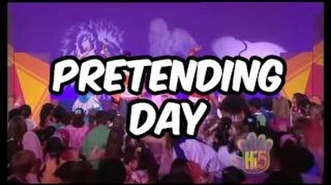 Pretending Day - Hi-5 - Season 8 Song of the Week