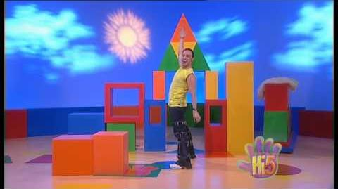 Hi-5 Series 7, Episode 25 (Every day)