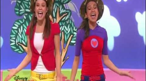Hi-5 Series 13, Episode 42 (Dancing)