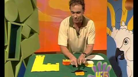 Hi-5 Series 1, Episode 7 (Languages, cultures and countries)