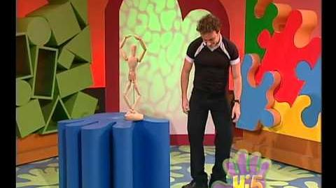 Hi-5 Series 2, Episode 34 (My body outside)