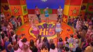 Hi-5 Snakes And Ladders 6